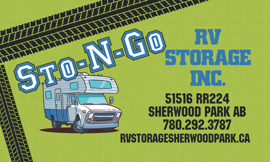 RV Storing contact details